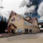 Normerica Timber Frame, Commercial Project, Craigleith Ski Club, Ski Resort, Collingwood, Ontario, Exterior