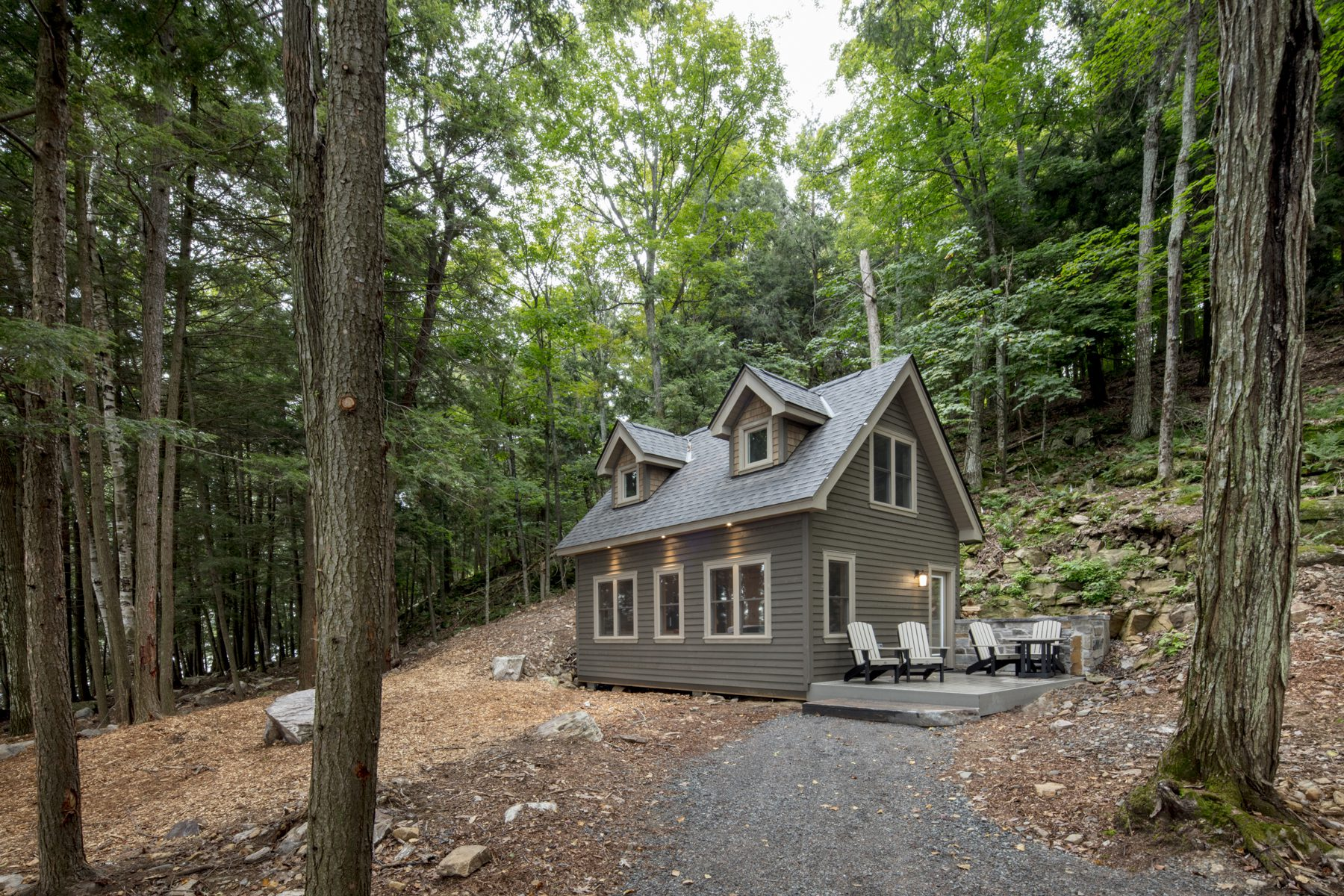 Normerica Timber Frame, Exterior, Cottage, Bunkie, Cabin 2