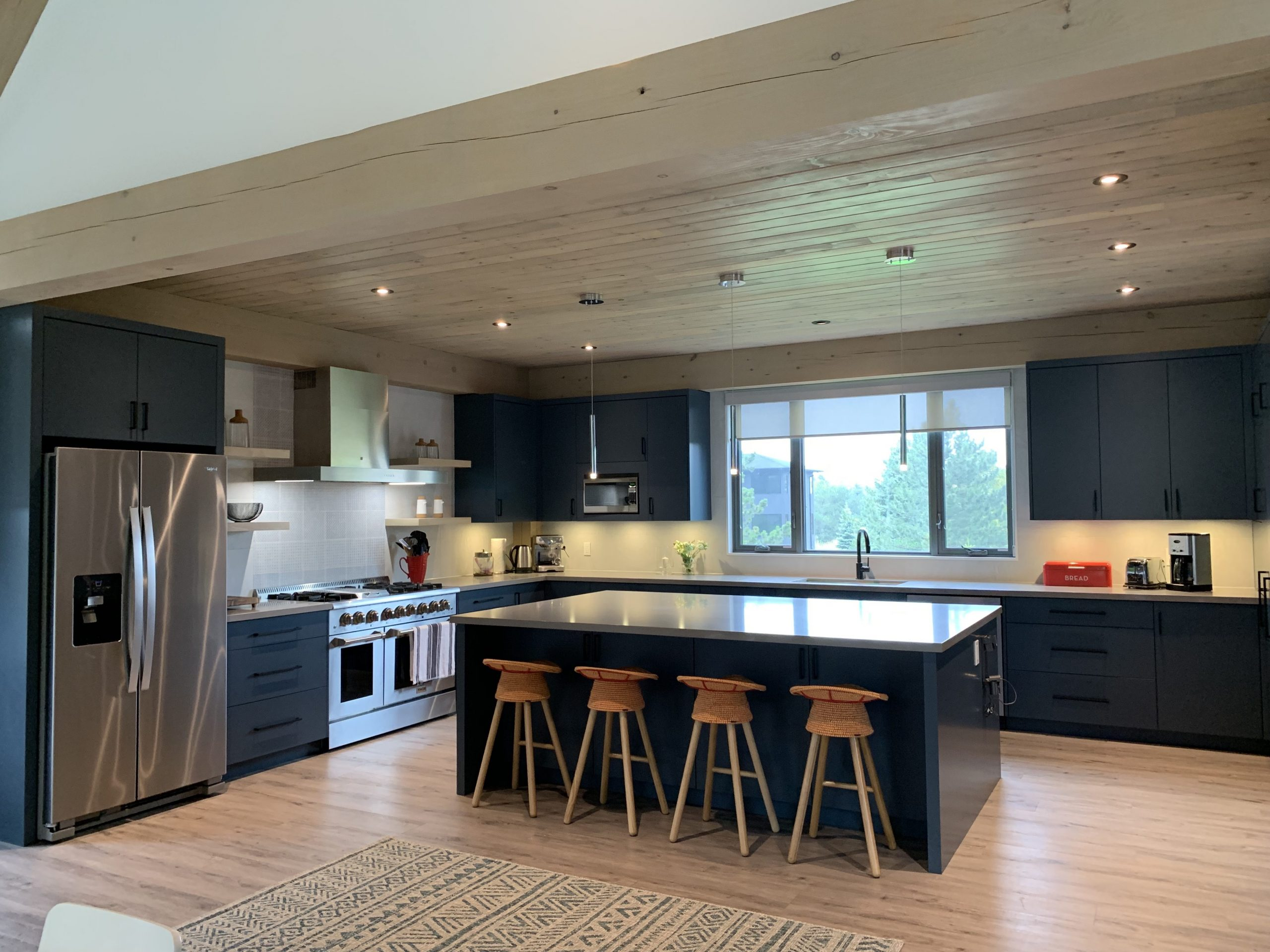 Normerica Timber Frame, Interior, Kitchen, Open Concept, Modern, Contemporary