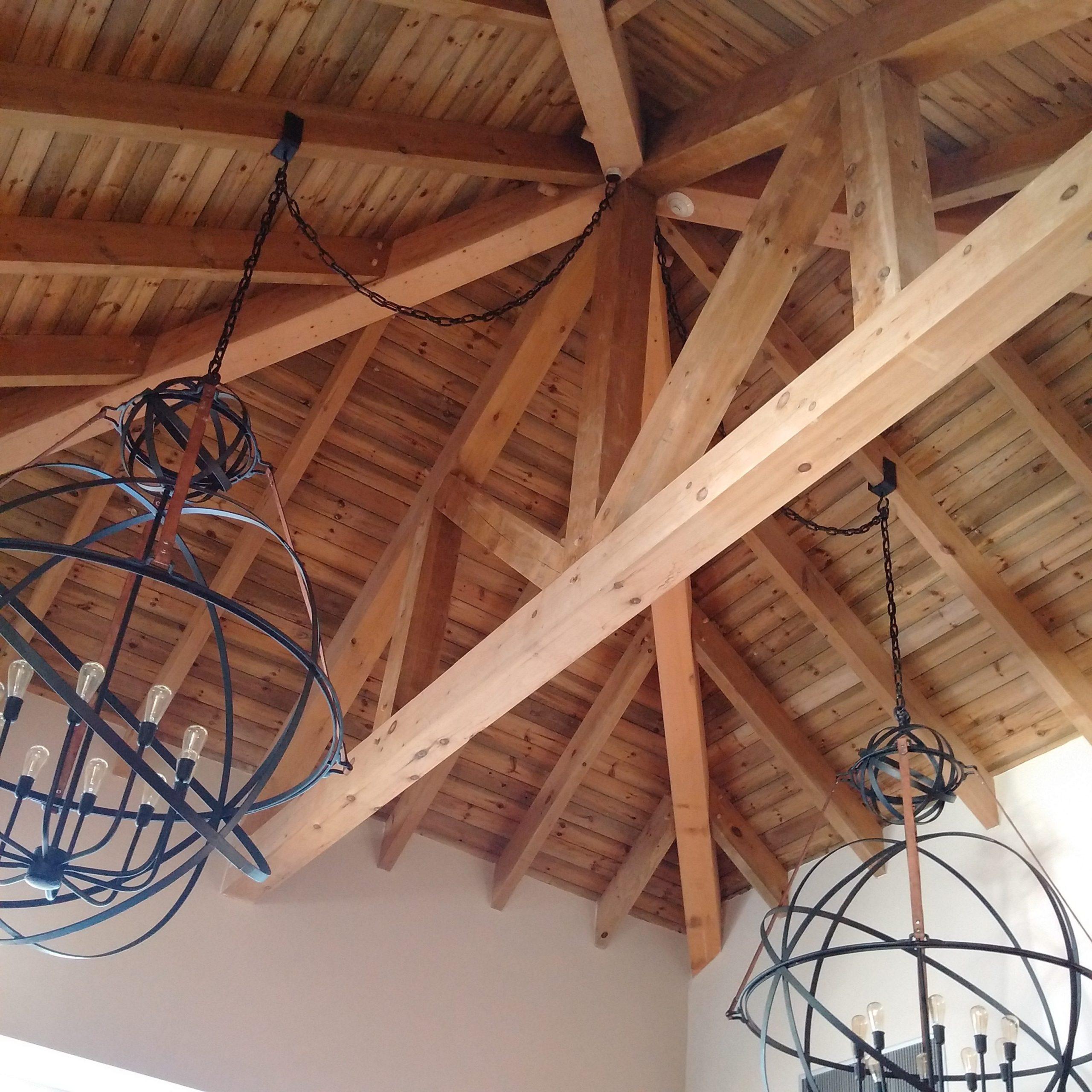 Normerica Timber Frames, Commercial Project, Dominican Republic, Los Establos, Casa Club, Resort