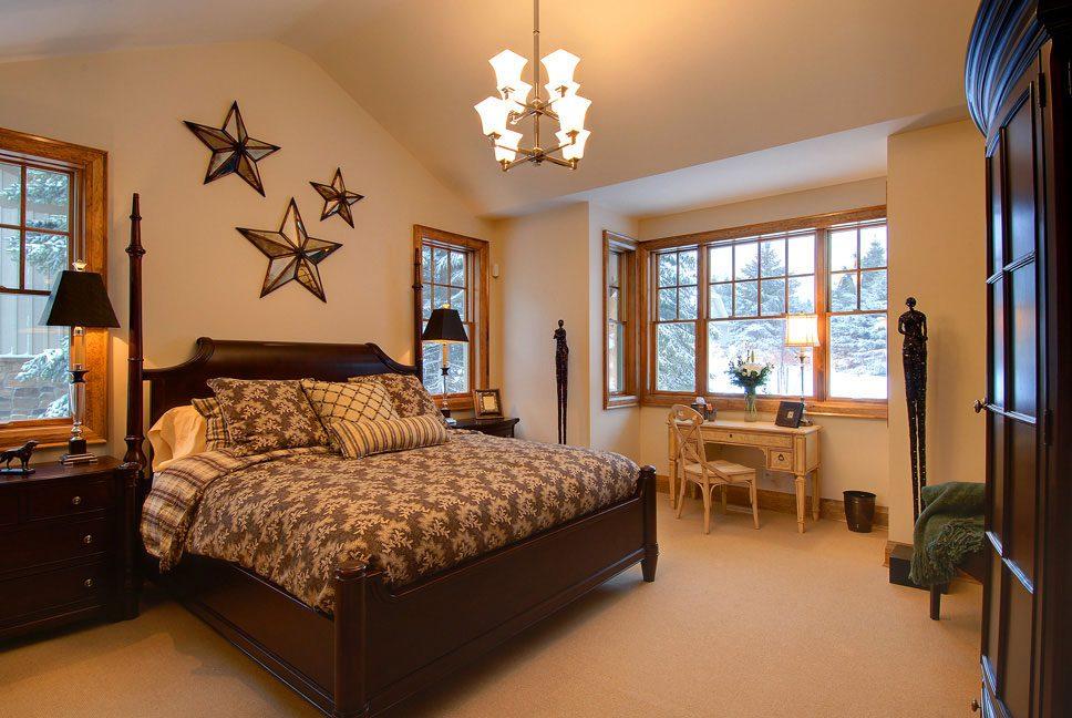 Normerica Timber Frame, Interior, Bedroom