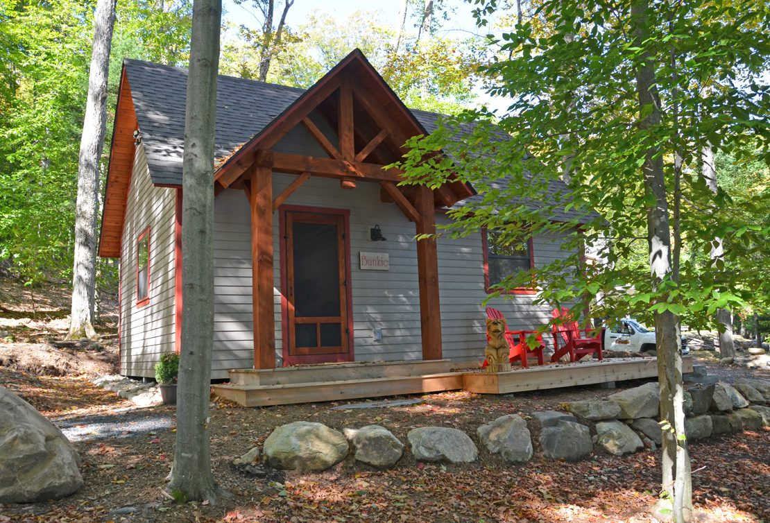 Normerica Timber Frame, Exterior, Cottage, Cabin, Bunkie