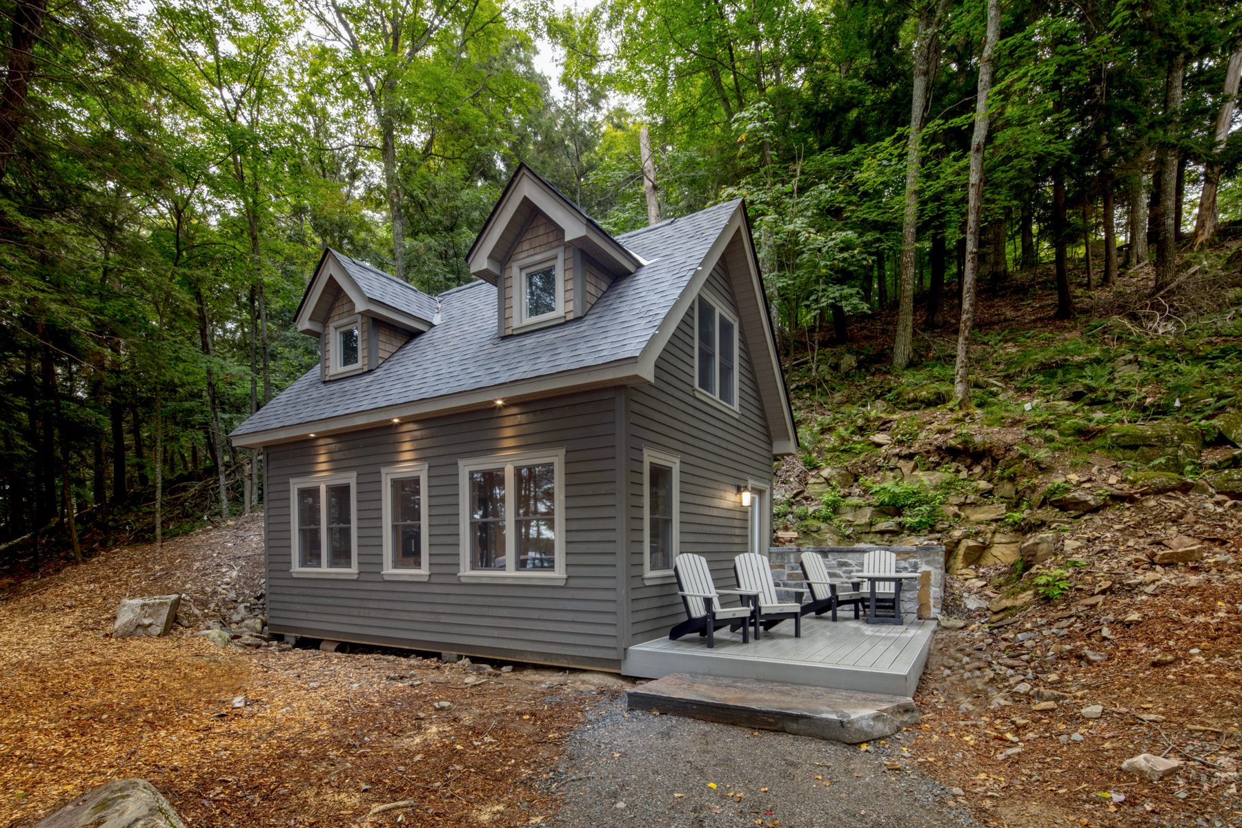 Normerica Timber Frame, Exterior, Cottage, Bunkie, Cabin