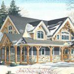 Lakeside House Plans | The Kearns 3510 | Normerica | Watercolour