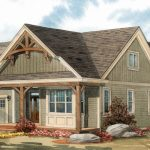 Wood Frame Construction House Plans The Birches 3532 | Normerica | Watercolour