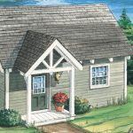 Normerica Timber Frames, House Plan, The Dillon 2254, Watercolour