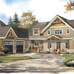 Timber House Plans | The Dufferin 2822 | Normerica | Watercolour