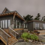 Normerica Timber Frames, Architects and Builders, Cottage