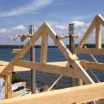 Normerica Timber Frames, Architects & Builders, Construction, Framing, Lake