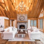 Cozy Lakefront Cottage - Luxury and Warmth | Normerica Timber Frame