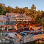Timber Frame Homes | Normerica | Custom Home Builders | Canada